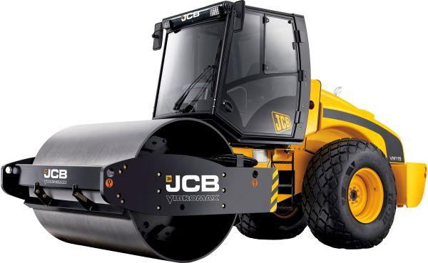 Rolo Compactador JCB VM115 Engepeças
